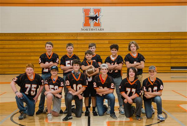7th & 8th Grade Football Team
