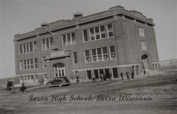 Saxon High School